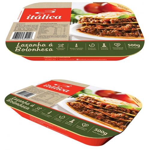 Italica Frost Food
