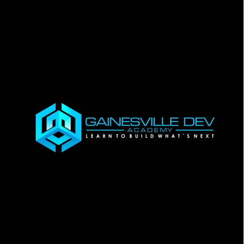 awesome coding/tech school logo for Gainesville Dev Academy